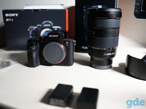 Sony Alpha a7R II цифровая камера + Sony Vario-Tessar T FE 24-70mm, фотография 4