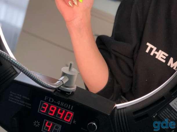 Коррекция ногтей гель лак, фотография 5