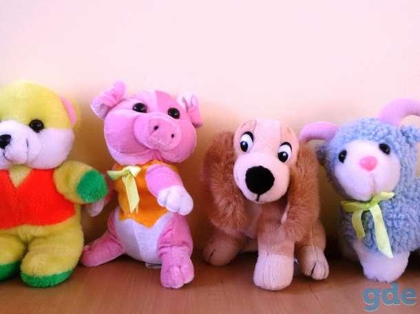 Мягкие игрушки для детей или в коллекцию, б.у, фотография 1
