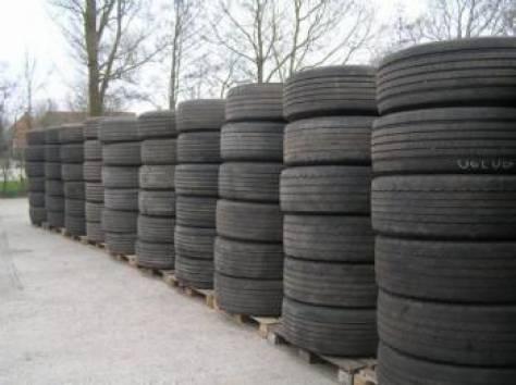 Грузовые шины с пробегом 385/65 R22.5, фотография 1