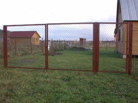 Садовые ворота и калитки, фотография 1