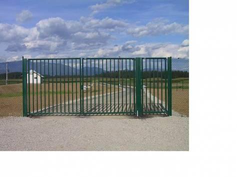 Садовые ворота и калитки, фотография 2