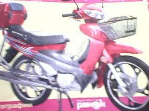 продаю скутер, фотография 1