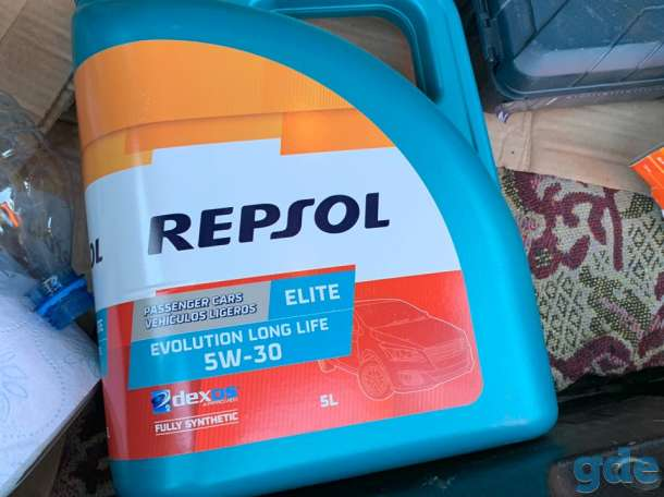 Моторное масло Repsol 5W-30, фотография 1