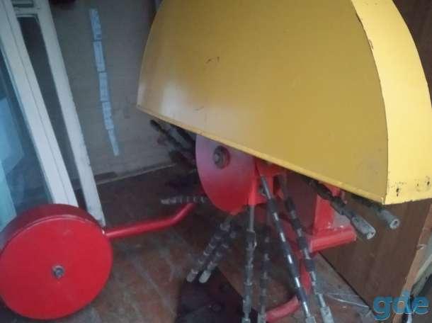 Картофелекопалка КМ-2 к мотоблоку, фотография 1