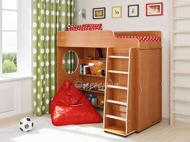 Кровать-чердак Легенда 5.1, фотография 2