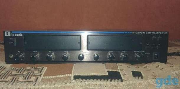 Трансляционный усилитель IC Audio MT-AMP 240, фотография 1
