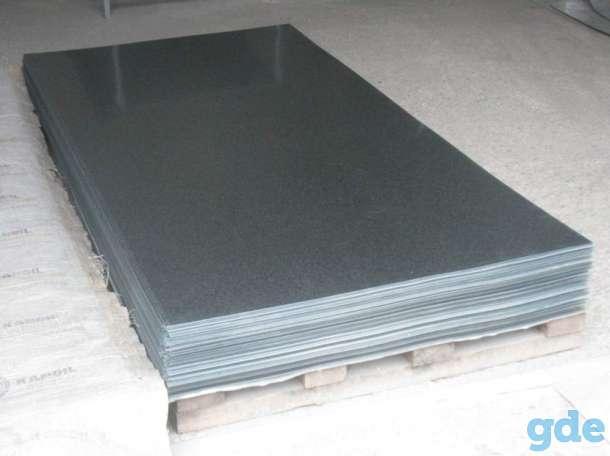 Лист алюминиевый (гладкий, глянцевый) от 0,5мм до 5мм. Нал/Безнал, фотография 2
