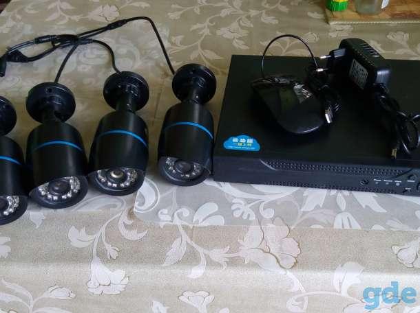 Система уличного видеонаблюдения, фотография 1