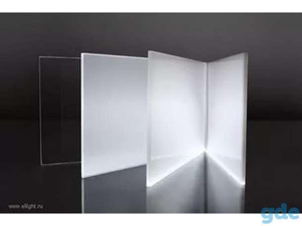 Поликарбонат монолитный 2-12мм. Прозрачный и цветной., фотография 5