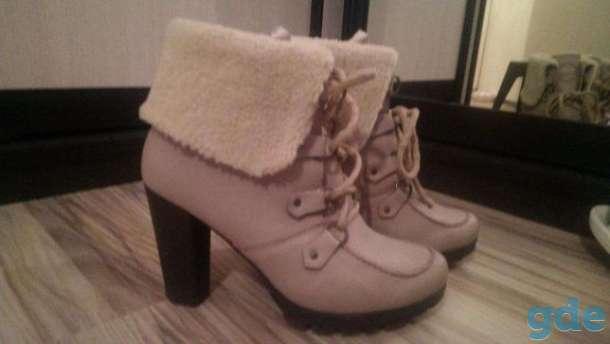 Ботинки зимние, фотография 1