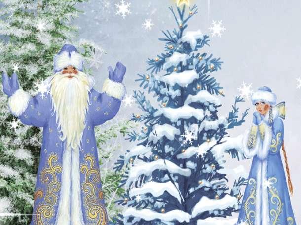 Дед Мороз и Снегурочка на дом! , фотография 1