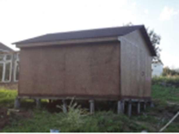 Летний домик 5х5, фотография 1