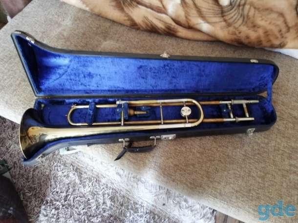 Продам тромбон, фотография 2