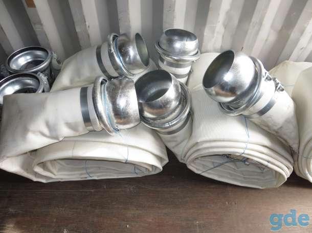 Быстроразъемные соединения (БРС) ДУ100 для поливочных шлангов дождевальных машин. С НДС., фотография 4