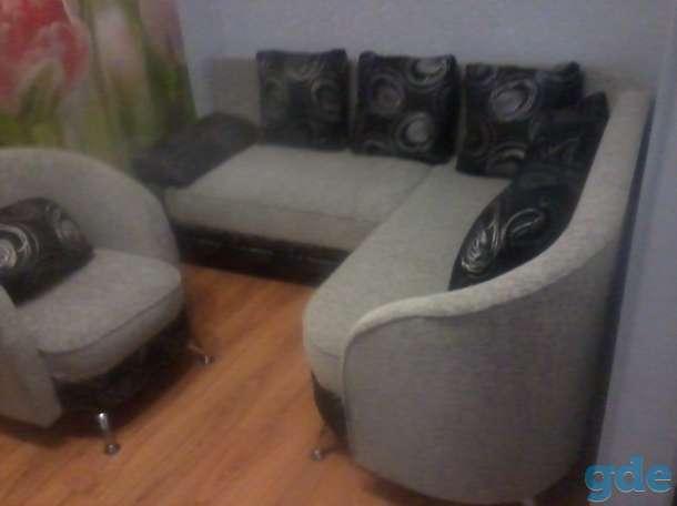 Ремонт и перетяжка мягкой мебели, фотография 11