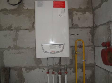 комплект газового отопления