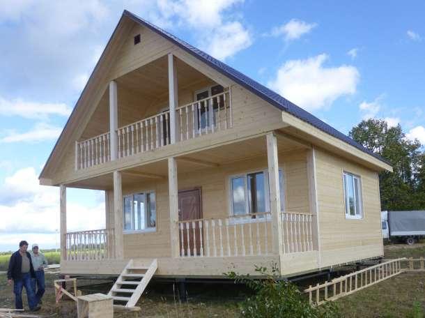 строим недорогие деревянные дома,дачные домики,любые хозпостройки, фотография 7