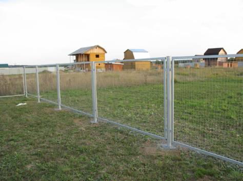 заборные секции, фотография 1