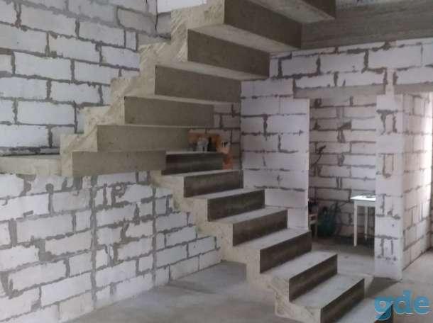 Бетонные лестницы, фотография 13