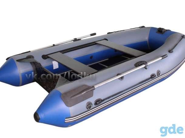 Килевая моторная надувная лодка Т360Р от производителя в Беларуси, фотография 10