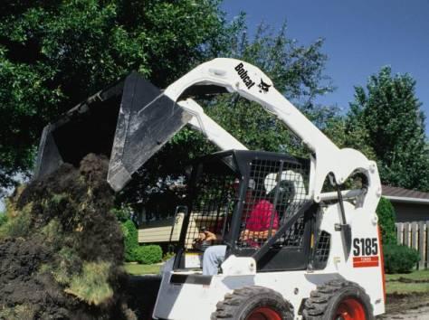 Аренда гидромолота, мини погрузчика BobCat в Гродно, фотография 4