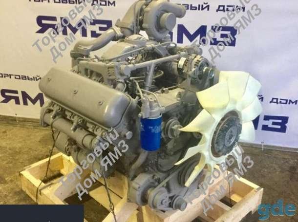 Двигатель ЯМЗ 236НЕ Турбо, фотография 1