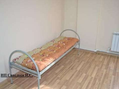 Продаём металлические кровати эконом-класса, фотография 1