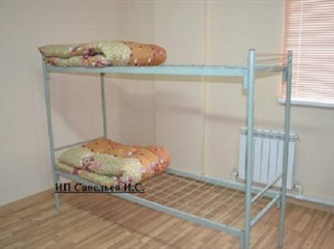 Продаём металлические кровати эконом-класса, фотография 2