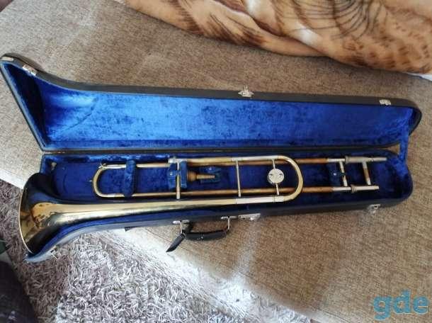 Продам тромбон, фотография 1