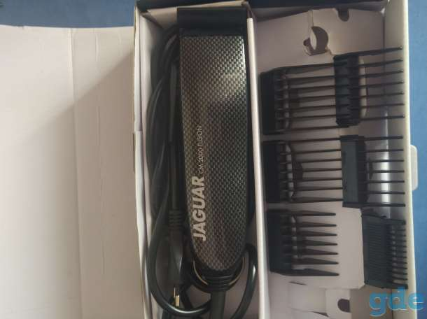 Машинка и комплектующие для парикмахера, фотография 4
