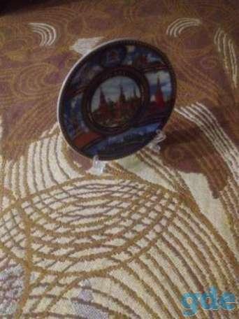 Тарелка сувенирная, фотография 1