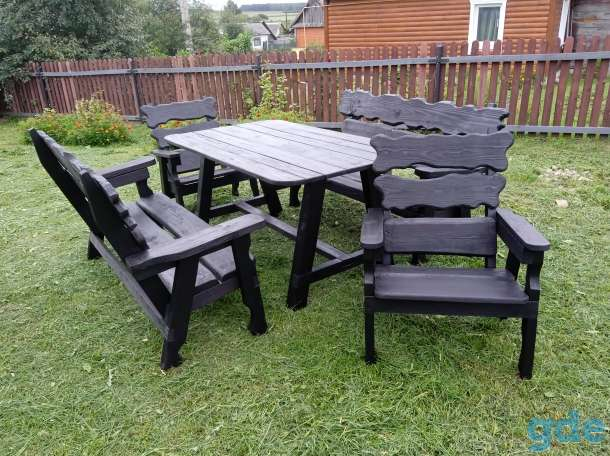 Садовая мебель, фотография 2
