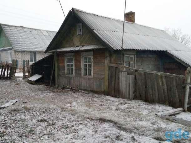 Земельный участок с постройками в центре г.Докшицы, фотография 5