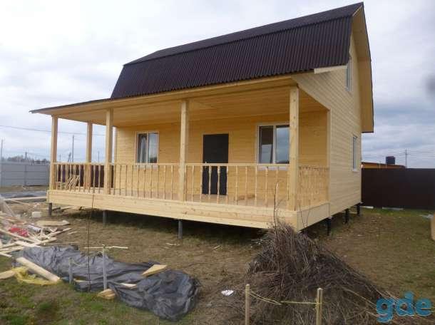 строим недорогие деревянные дома,дачные домики,любые хозпостройки, фотография 8