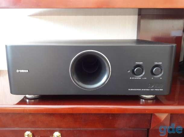 . Сабвуфер - Yamaha YST-FSW150, фотография 1