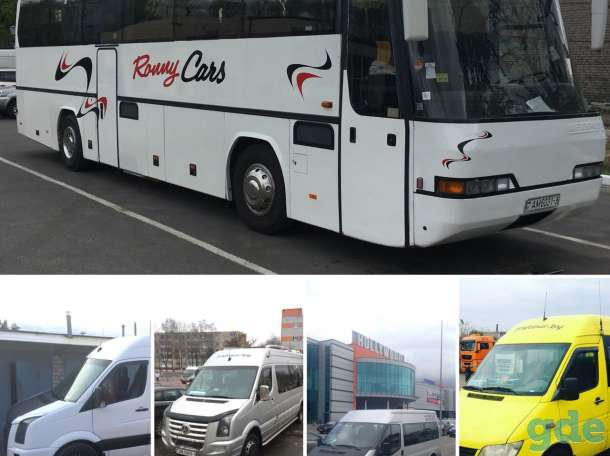 Бус 8-72 места в Гомеле заказать автобусы, фотография 1