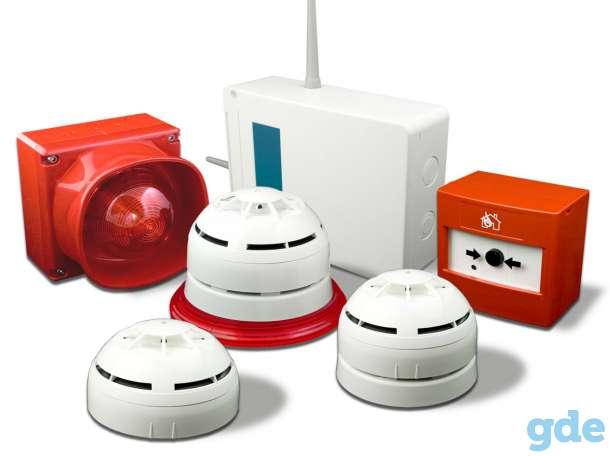 Охранно - пожарная сигнализация, видеонаблюдение, СКУД, фотография 2