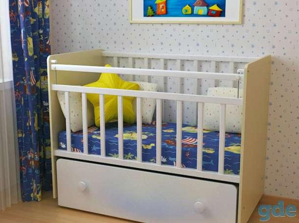 Детская кроватка, фотография 3