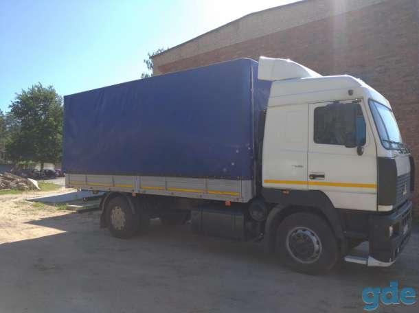 Продается грузовой автомобиль Маз 5340, фотография 2