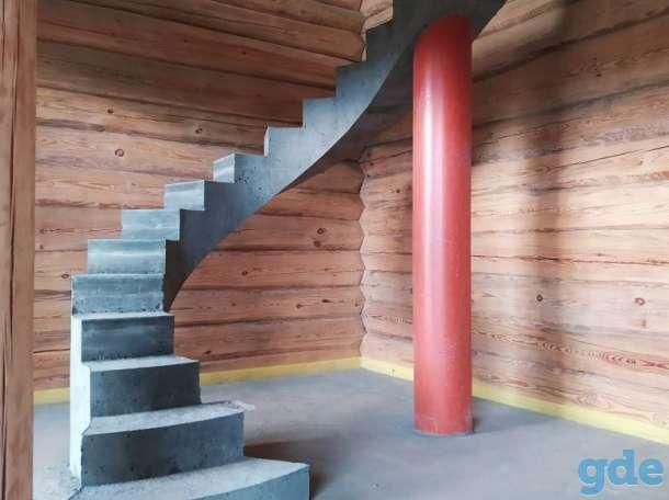 Бетонные лестницы, фотография 7