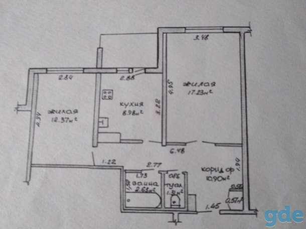 Уютная квартира в тихом районе в г.Осиповичи, фотография 3