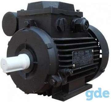 Двигатель однофазный 220 Вольт., фотография 1