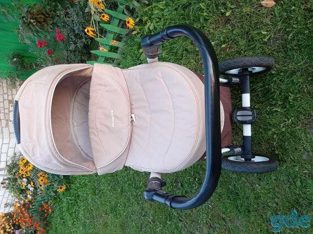 Детская универсальная коляска riko nano 2 в 1, фотография 8