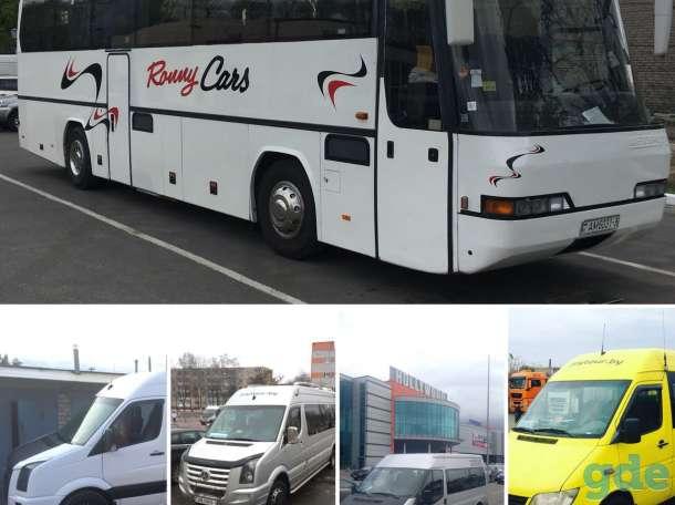 Заказать микроавтобус в гомеле на 8-15 мест, фотография 3
