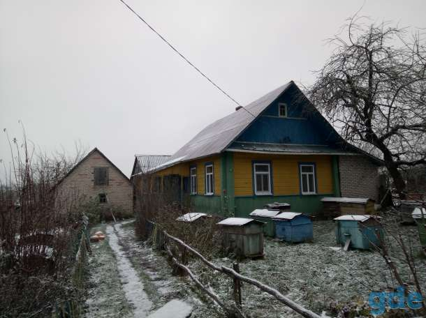 Дом с участком, Чашницкий район, д. Закурье, д. 11, фотография 1