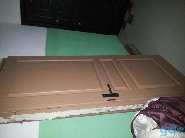 Двери межкомнатные, фотография 1