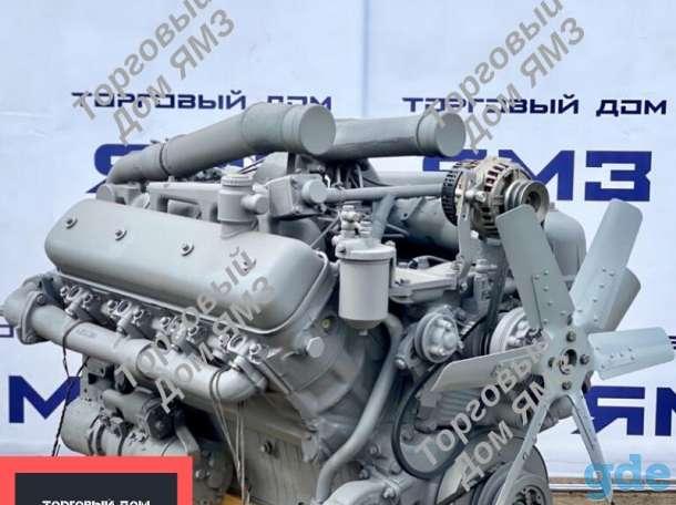 Двигатель ЯМЗ 7511, фотография 2