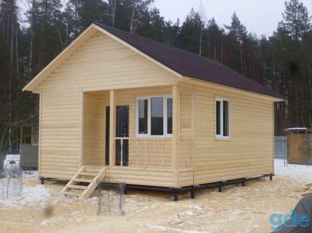строим недорогие деревянные дома,дачные домики,любые хозпостройки, фотография 12
