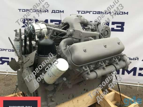 Двигатель ЯМЗ 236НЕ Турбо, фотография 7